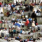 Around the Clubroom Photo Collage